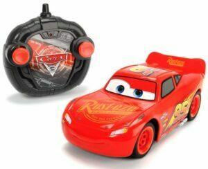 Blixten McQueen radiostyrd bil