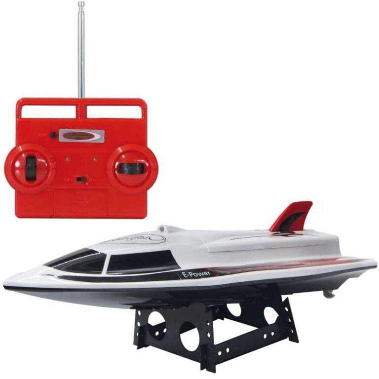 Bästa radiostyrda båten för små barn