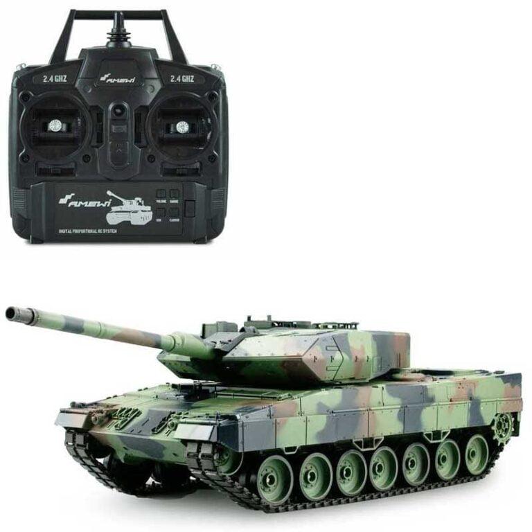Bästa radiostyrda stridsvagnen