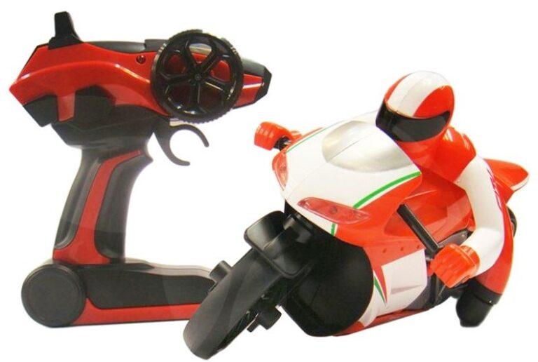 Bästa radiostyrd motorcykel barn