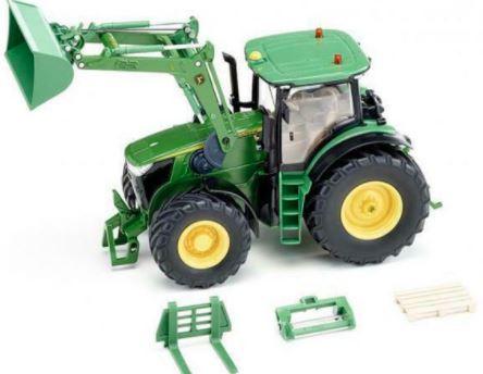 Bäst i test radiostyrd traktor