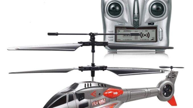Billig radiostyrd helikopter barn